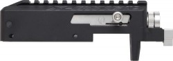 Tactical Solutions X-Ring Takedown Semi Auto Rifle Receiver 22 LR Billet Aluminum Black